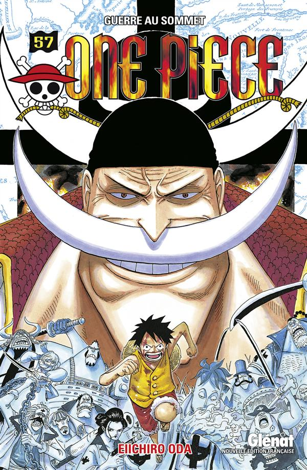 ONE PIECE - EDITION ORIGINALE - TOME 57 Oda Eiichiro Glénat